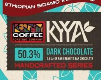 Coffee infused Chocolate