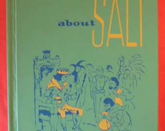 About Salt by Dorothy Telfer