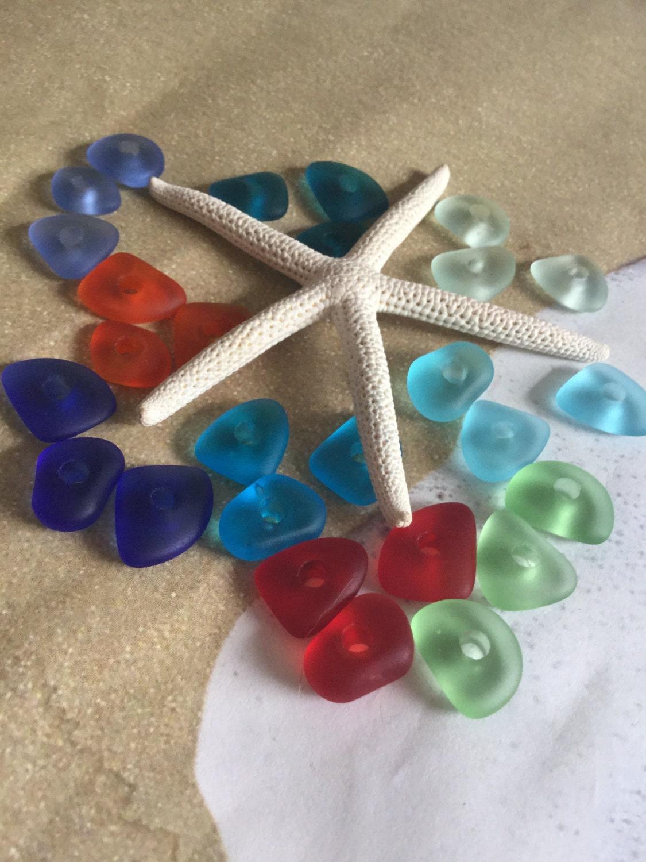Aqua Glass Nuggets