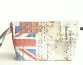 Wedge Bag, Shawl Project Size Knitting Bag, Royal Mail
