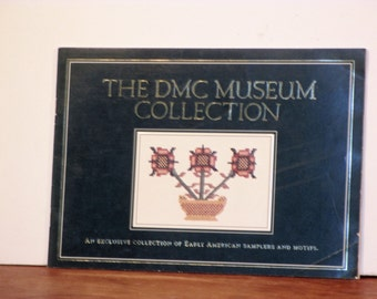 DMC Museum Collection booklet