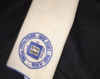 Vintage Yale Linen