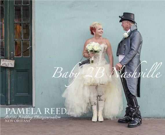 Ivory Wedding Skirt Wedding Tutu Tulle Skirt Bridal Skirt Bridal Tutu  Hi Lo Tutu Skirt Ivory Bridal Tulle  Skirt  Womens Size Med - Large