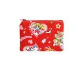 Sailor Moon Zipper Pouch / Bishoujo Senshi Sailor Moon Bag - LIMITED QTY