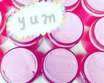 Moisturizer. Whipped Body Butter. Gift for Her. Mothers Day. YUZU YUM Body Butter Lotion. LARGE Jar. Summer. Gift for Mom. Best Friend Gift