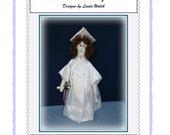 Anna Girl Graduation Doll Decoration E-Pattern