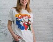 vintage Cheers tshirt / 90's Victorian Cheers Bar Boston tee