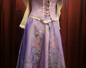 Custom Rapunzel Dress