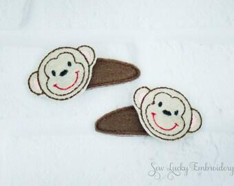 Monkey Clippy Set