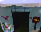 Seaside Cottage Card Table Playhouse