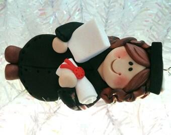 Graduation Christmas Ornament - Graduate Christmas Ornament  -  Graduation Gift - Gift for Graduate - 41713