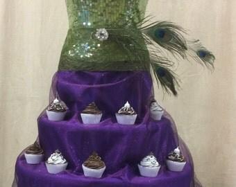 Ebook: DIY Tutorial Mannequin Cupcake Stand