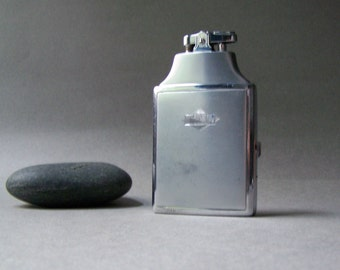Vintage Ronson Lighter / Cigarette Case / Small Item Storage