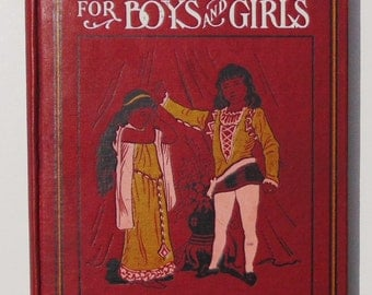 Recitation For Boys And Girls 1904