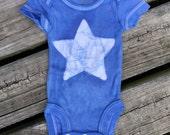 Blue Preemie Bodysuit, Blue Preemie Baby Bodysuit, Premature Baby Bodysuit, Premature Baby Boy Gift, Premature Baby Girl Gift