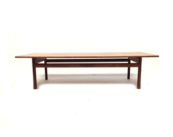 Haug Snekkeri Coffee Table In Teak