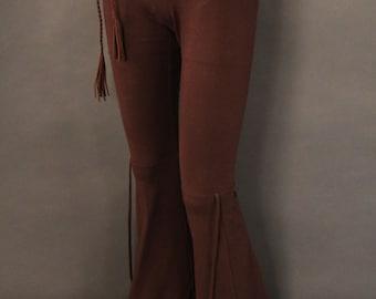 Tie-Up Pants, Flow pants, bohemian, yoga, pixie pants, leggings