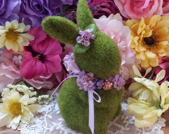Easter Bunny Decoration, Ostara Decoration, Ostara Bunny, Ostara Rabbit