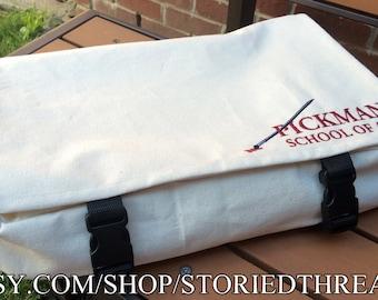 Lovecraft, Pickman School of Art Laptop Messenger Bag