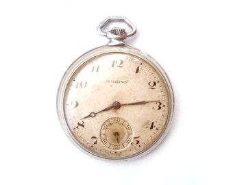 RARE Antique Swiss pocket watch Marino
