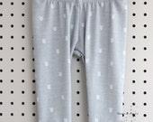 Baby Leggings - Baby Girl Leggings - Baby Boy Leggings - Gray Arrows - Gender Neutral