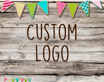 Custom Made Logo - OOAK Logo - Avatars - Custom Made Set