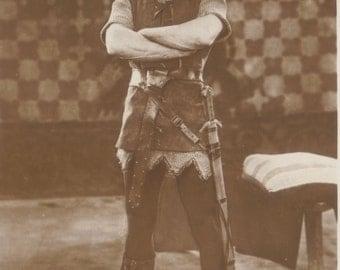 Douglas Fairbanks, as Robin Hood, circa 1920s by Ross Verlag