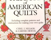 TREASURY of American Quilts Vintage Collectible Hardcover with original dust jacket