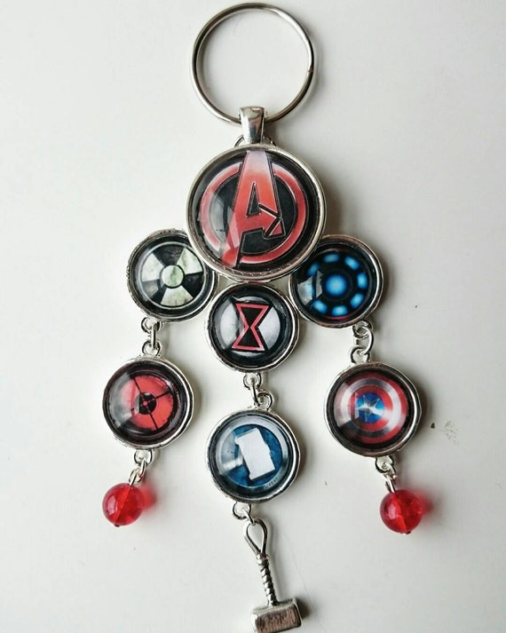 inspired key chain unique key ring