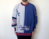 Dodgers Pullover. XL