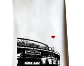 Wrigley Field Chicago Cubs tea towel
