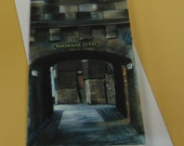 Bakehouse Close art card ...