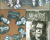 The Munsters - Spooky Garland Banner
