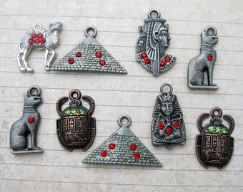 Egyptian Charm Collection - C2393
