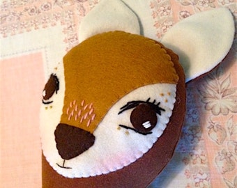 Woodland Deer Doll