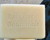 Unscented Soap– All Natural Bare Naked Cold Process Soap with Olive Oil and Shea