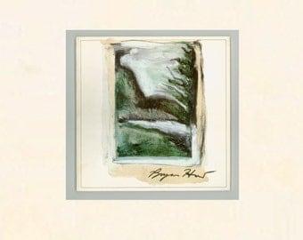 Bryan Hunt Skulpturen und Zeichnungen, Exhibition Minimalist Art Catalog Knoedler Zurich December - February 1984 - 1985