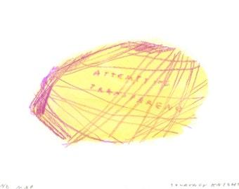 original mind map illustration