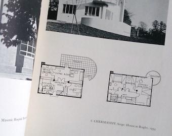 Modern Architecture in England | MoMA 1937 | The International Style Modernism Gropius Wells Coates Marcel Breuer Mendelsohn Lubetkin Tecton