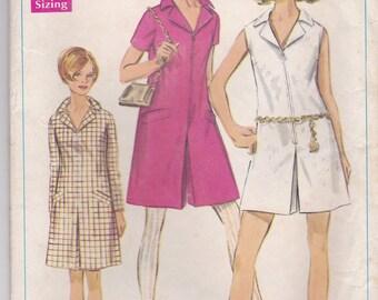 1970s Jumpsuit Pattern Simplicity 7581 Size 16