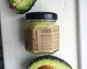 100% RAW AVOCADO skin therapy. Totally Raw. Vegan and Ethical. Pure Magic. 60ml