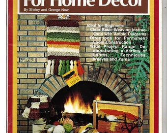Weaving for Home Decor: Weaveasy Series Book 7213