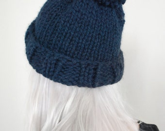 PATTERN: The Pom Hat