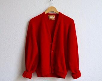 VTG Wool Cardigan S/M