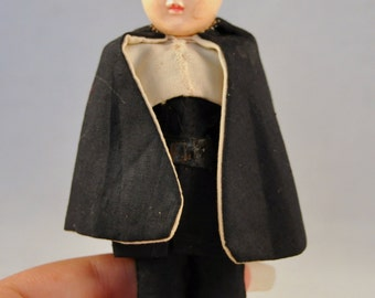 Vintage Victorian Male Doll