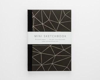 ANGLES eco-friendly mini sketchbook A6