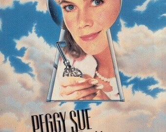 Peggy Sue Got Married--Beta/Betamax Movie
