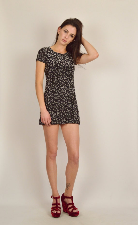 micro mini dress