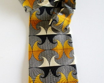 Pierre Balmain Couture Silk Tie