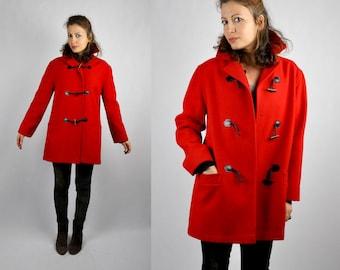 Toggle coat | Etsy